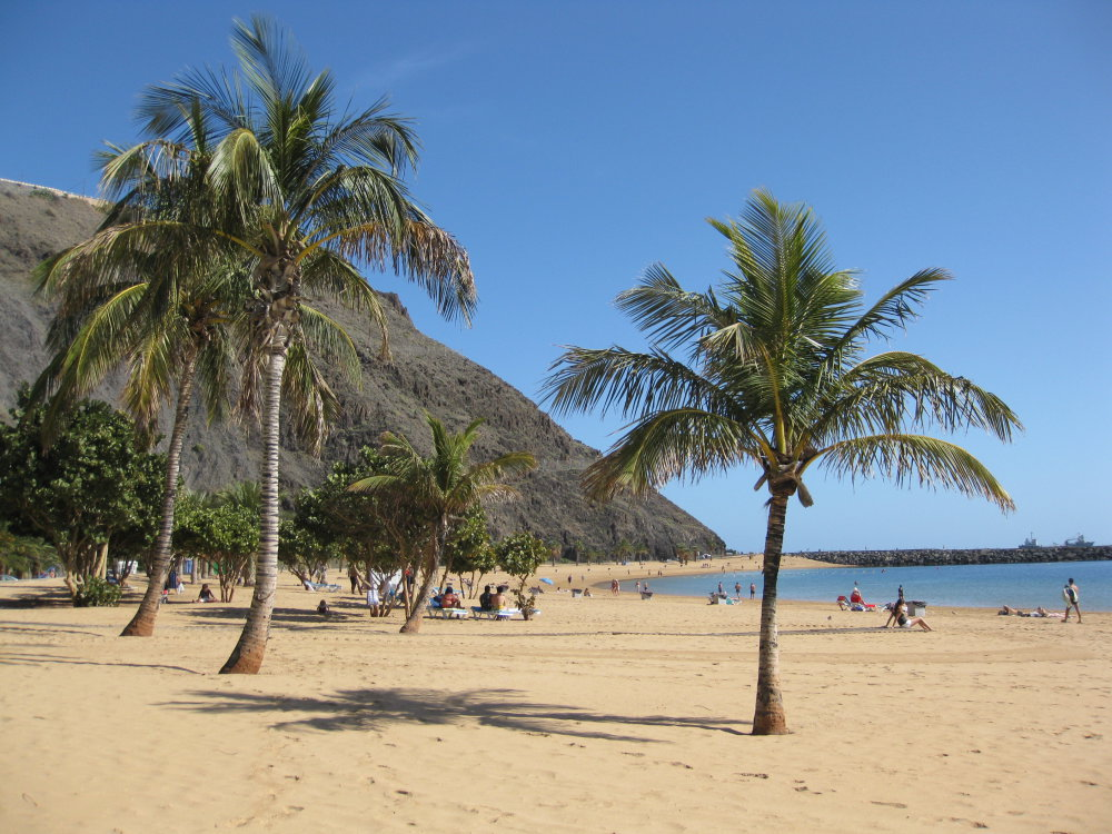 Hotels In Playa De Las Teresitas Tenerife